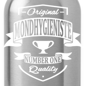 Mondhygieniste T-shirts - Drinkfles