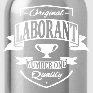 Laborant T-shirts - Drinkfles