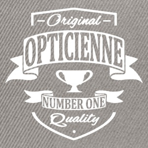 Opticienne Sweaters - Snapback cap