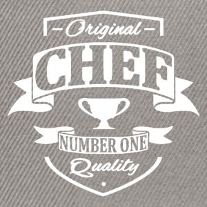 Chef Sweaters - Snapback cap