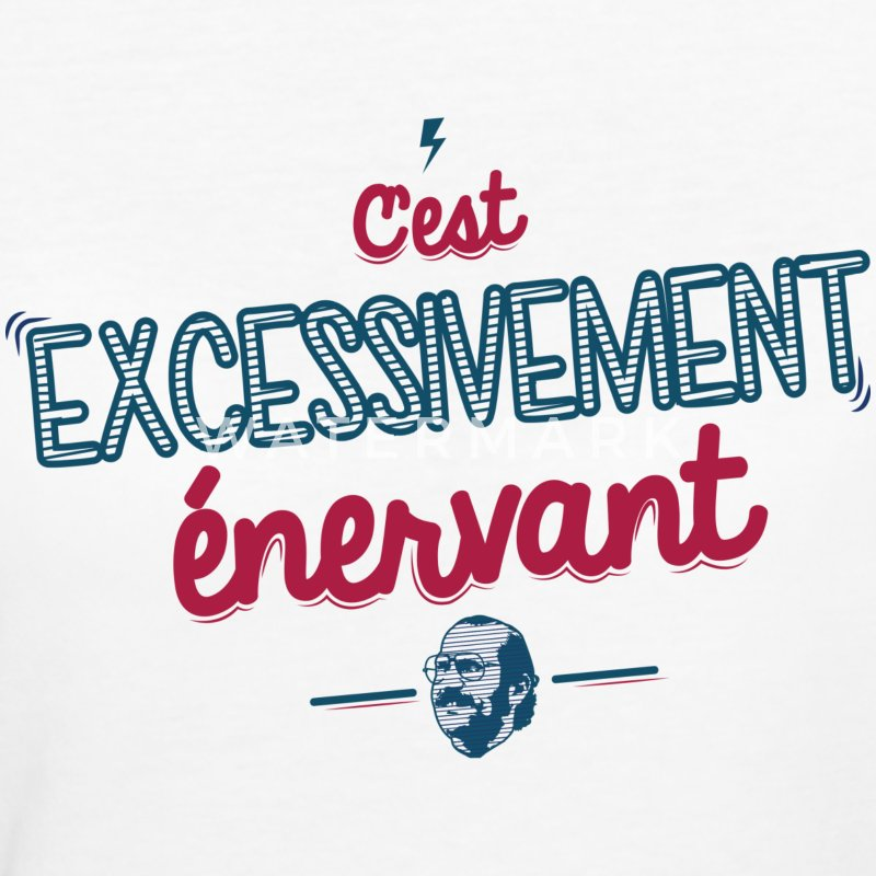 Excessivement Enervant Tee shirts - T-shirt Bio Femme