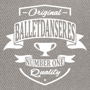 Balletdanseres Sweaters - Snapback cap