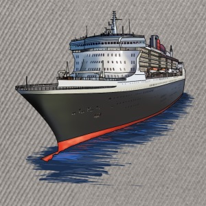 Cruise ship T-Shirts - Snapback Cap