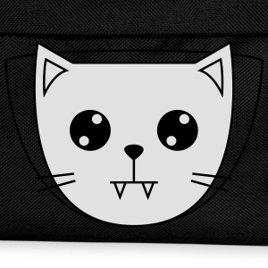 Cute Cat Icon | Vampire Camisetas - Mochila infantil