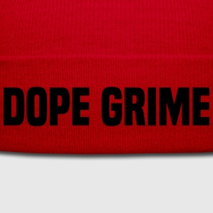 Dope Grime T-Shirts - Winter Hat