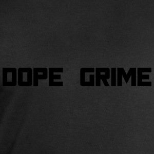 Dope Grime T-Shirts - Men's Sweatshirt by Stanley & Stella