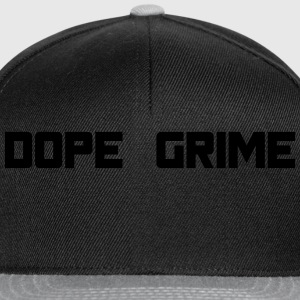 Dope Grime T-Shirts - Snapback Cap