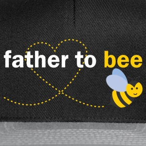 Father To Bee T-Shirts - Snapback Cap