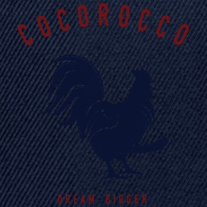 Cocorocco Tee shirts - Casquette snapback