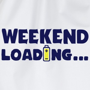 weekend loading citation pile charger 8 Sweat-shirts - Sac de sport léger