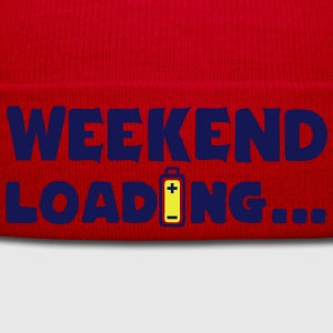 weekend loading citation pile charger 8 Tee shirts - Bonnet d'hiver