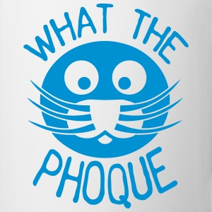 what the phoque citation insulte Tabliers - Tasse