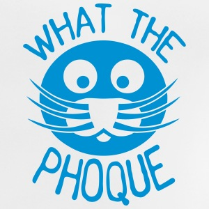 what_the_phoque seal quote insult Shirts - Baby T-Shirt