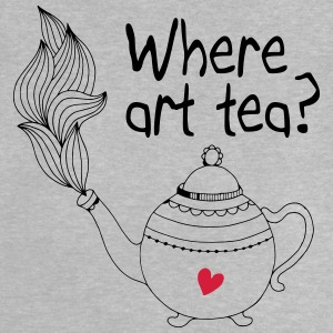 where art tea 2c Shirts - Baby T-Shirt