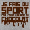 aime manger chocolat citation sport  Tee shirts - T-shirt Premium Enfant