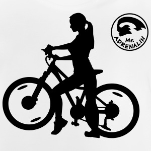 Mountain bike T-shirts - Baby-T-shirt