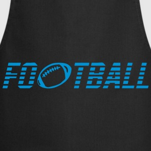 Word football ball T-Shirts - Cooking Apron