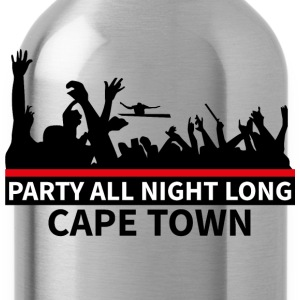 CAPE TOWN Party - Trinkflasche