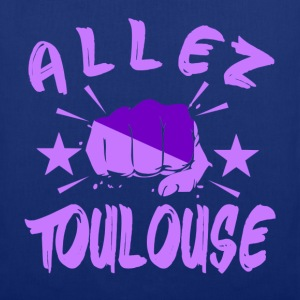 allez Toulouse Tee shirts - Tote Bag