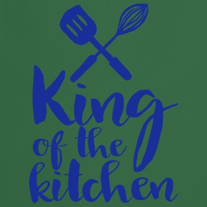 king of the kitchen T-shirts - Keukenschort