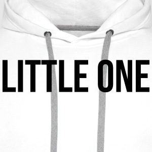 Little one T-Shirts - Men's Premium Hoodie