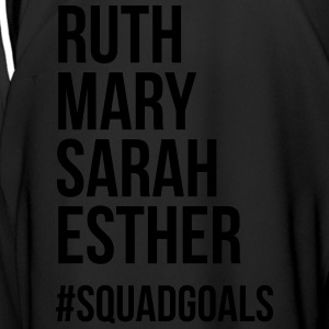 Ruth mary sarah esther #squadgoals Mugs & Drinkware - Men's Football Jersey