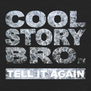 Cool Story Bro. - T-shirt manches longues Premium Homme