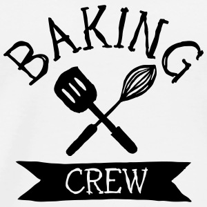 baking crew mixer Mugs & Drinkware - Men's Premium T-Shirt