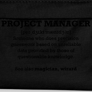 Project manager - wizard Hoodies & Sweatshirts - Kids' Backpack