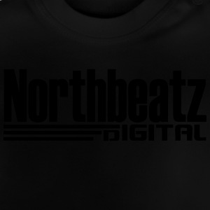 Northbeatz Digital Logo Langarmshirts - Baby T-Shirt