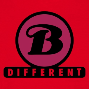 b_different_a_2c Tabliers - T-shirt Homme