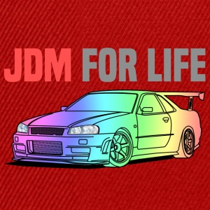 JDM for Life T-Shirts - Snapback Cap