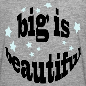 big is beautiful - Männer Premium Langarmshirt