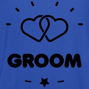 GROOM + HEART  Aprons - Women's Tank Top by Bella