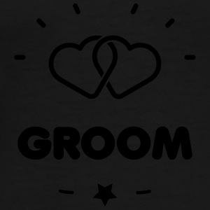 GROOM + HEART Underwear - Men's Premium T-Shirt