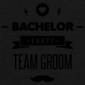 Team GROOM Caps & Hats - Men's Premium T-Shirt