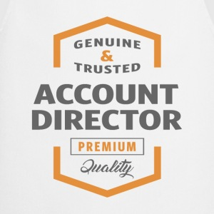 Account Director T-shirt - Cooking Apron
