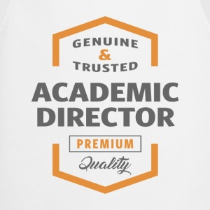 Academic Director T-shirt - Cooking Apron