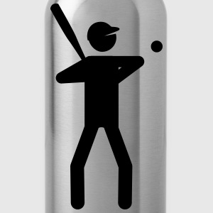 baseball T-Shirts - Water Bottle
