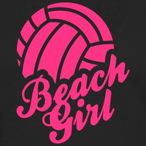 beach girl T-Shirts - Men's Premium Longsleeve Shirt