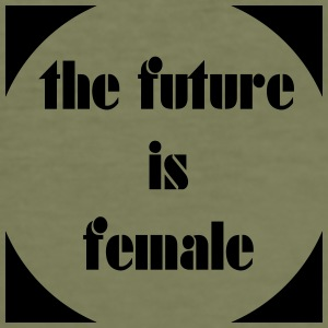 the_future_is_female4 Other - Men's Slim Fit T-Shirt