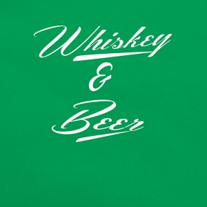 Whiskey And Beer St.Patricks Day T-Shirts - Retro Bag