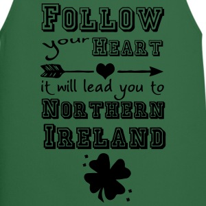 Northern Ireland Heart T-Shirts - Cooking Apron
