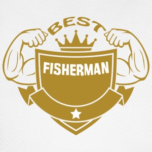 Best fisherman T-Shirts - Baseball Cap