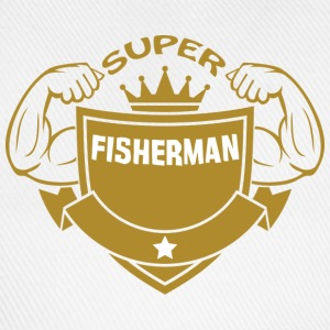 Super fisherman T-Shirts - Baseball Cap