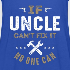 Uncle Can Fix It T-shirt  - Women's Tank Top by Bella