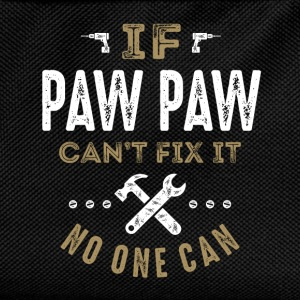 Paw Paw Can Fix It T-shirt - Kids' Backpack