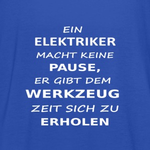 elektriker T-Shirts - Frauen Tank Top von Bella