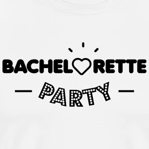 Bachelorette party  Aprons - Men's Premium T-Shirt