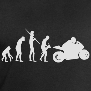 Motorbiker Evolution Tee shirts - Sweat-shirt Homme Stanley & Stella